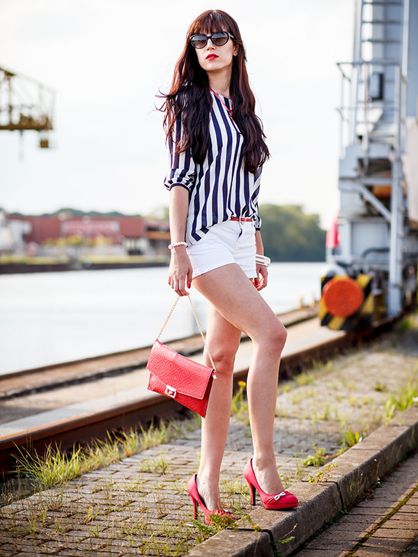 Bild Outfit Maritim