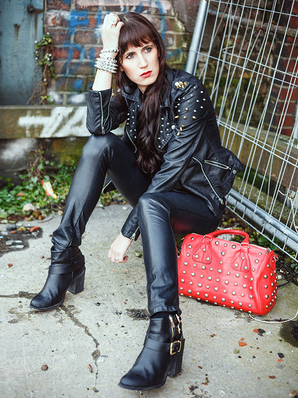 Rock Outfit Fashion