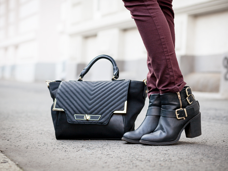 Bild Stachel Bag H&M Boots