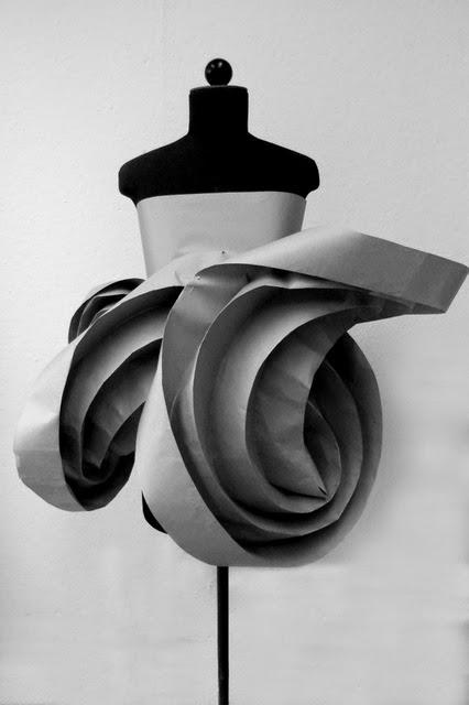 Bild Schneiderpuppe Mode design