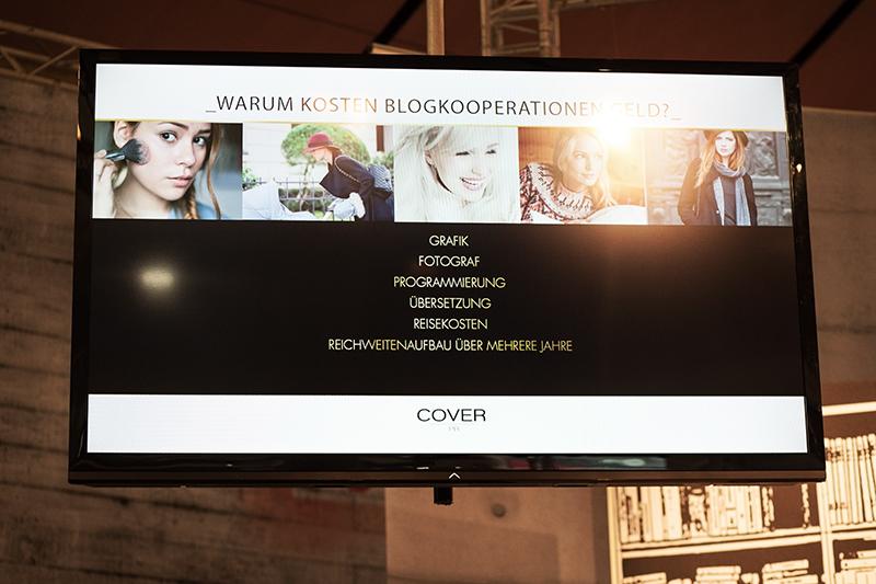 Cover Pr Warum kosten Blogger Geld, Zusammenarbeit zwischen Bloggern und Unternehmen, Rock the Blog, Hannover, Bloggerkonferenz,