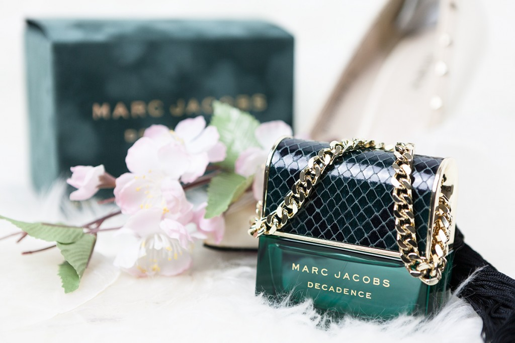 Bild Parfum Marc Jacobs Decadence, Duftkomposition, Parfum, Fragrance, Review, Testbericht, Beauty, Beautyblogger