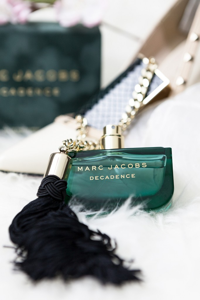 Bild Parfum Marc Jacobs Decadence, Duftkomposition, Parfum, Fragrance, Review, Testbericht, Beauty, Beautyblogger