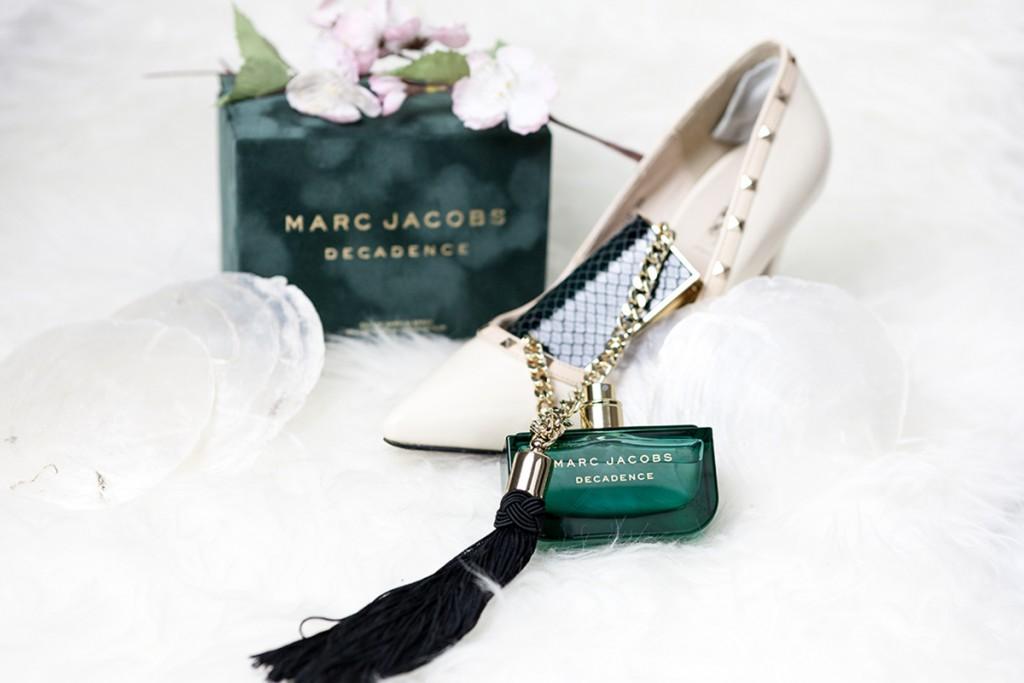Bild: Marc Jacobs, Decadence, Parfum, 1 Advent, Gewinnspiel, Adventskalender, Verlosung, Flagrance, Blogger