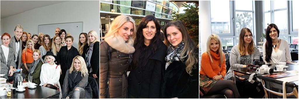 Bild: Blogervent, Hannover, Hannover Fashion Bistro, Shades of Ivory, Designer Outlet Wolfsburg