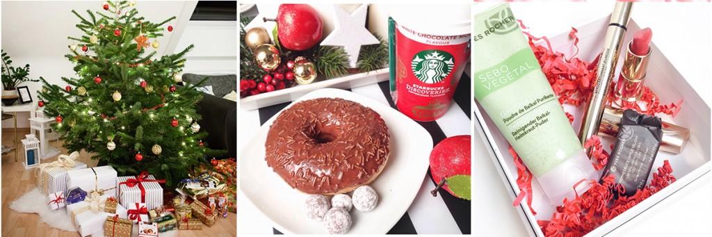 Bild Weihnachten, Christmas, Outfit, Christmas Eve Look, Hannover, Weihnachtsgeschenke, Starbucks, Wichtel