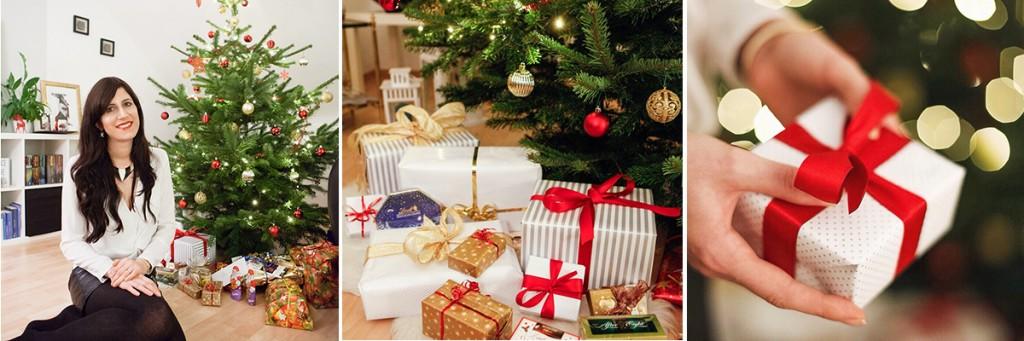 Bild Weihnachten, Christmas, Outfit, Christmas Eve Look, Hannover, Weihnachtsgeschenke